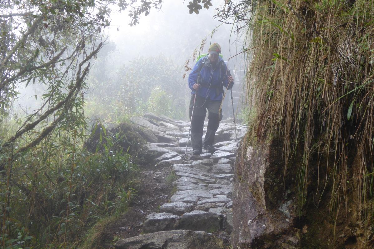 Inka Trail Day Three: The GringoKiller