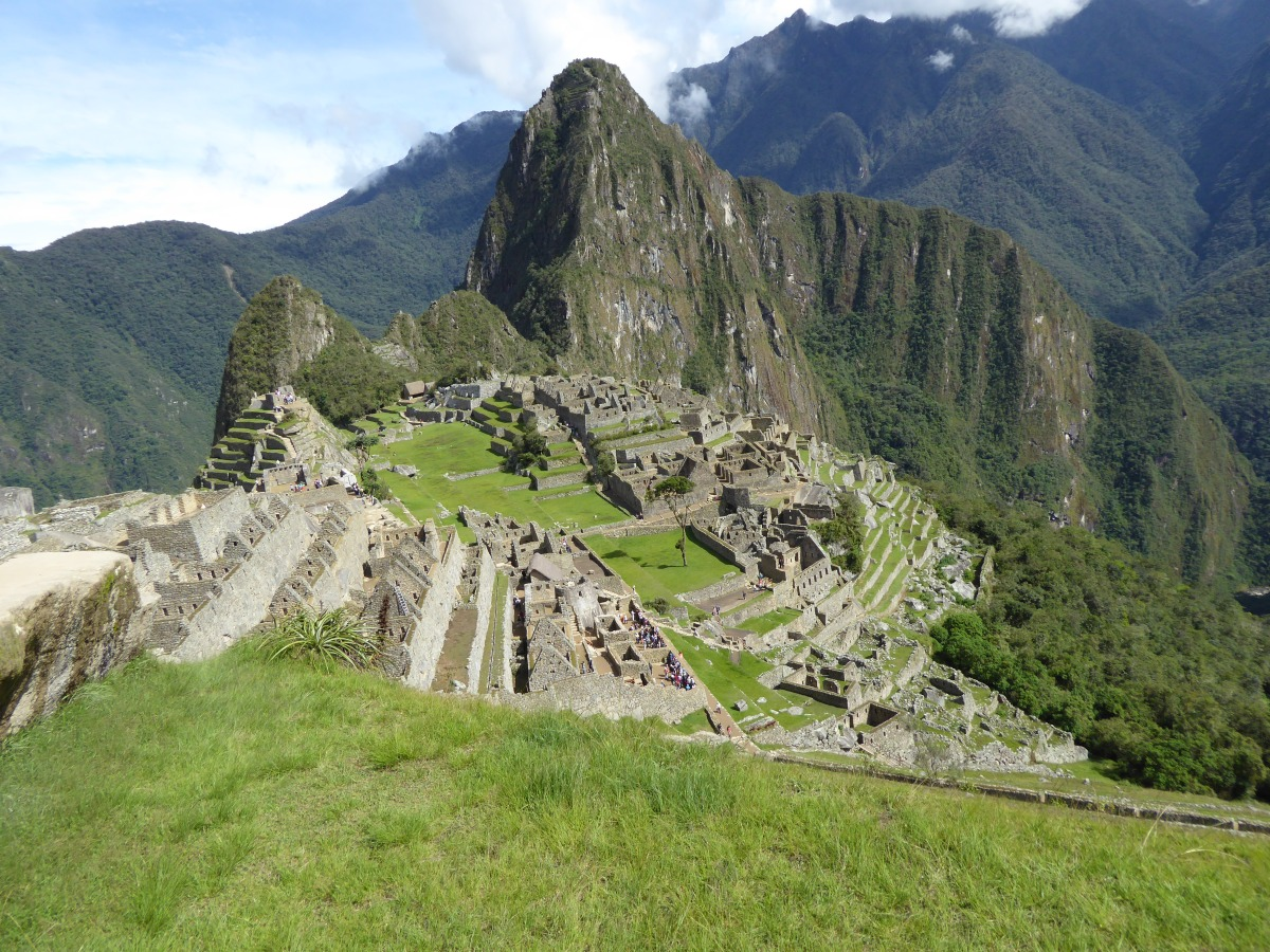 Inka Trail : Day Four… The Final Goal andTrophy