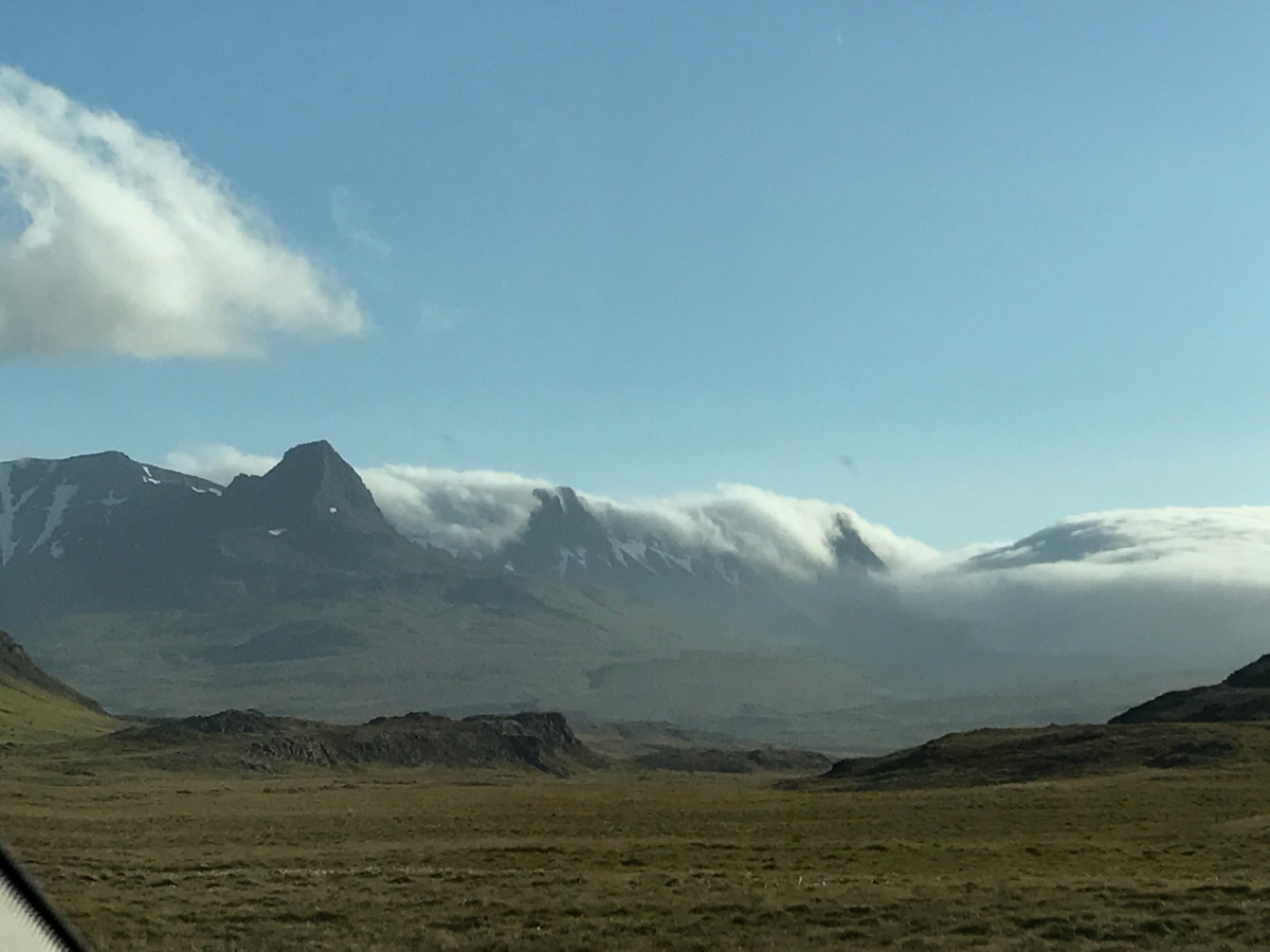 Day Six: Hiking the Highands ofIceland